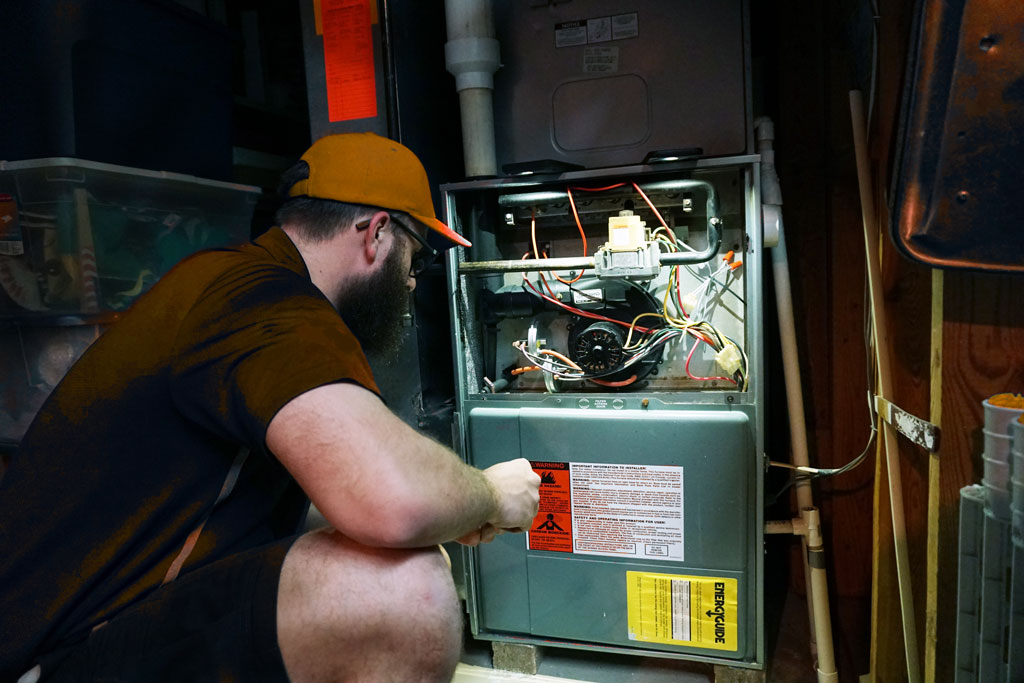 Furnace Maintenance Services in Groveport, OH