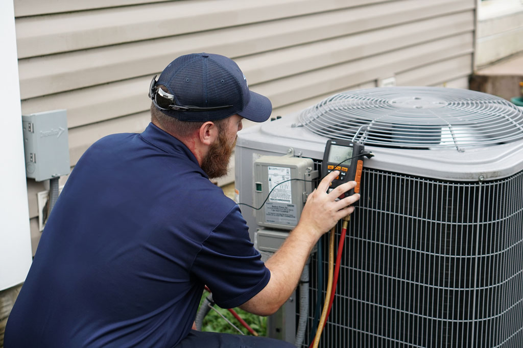 Heat Pump Maintenance Services in Groveport, OH