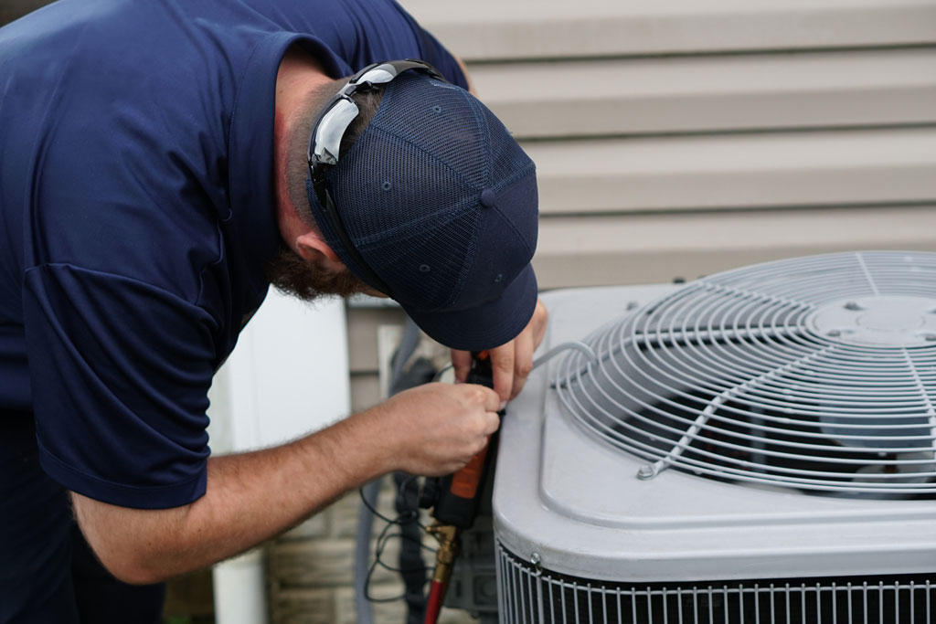 Heat Pump Repair Services in Groveport, OH